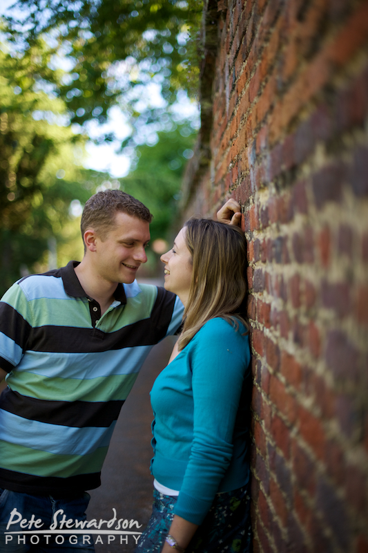 Amy & James Engagement session